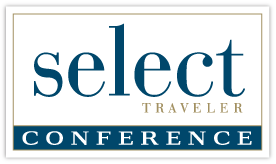 Select Traveler Conference logo